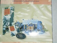 Rare Elvis Presley CD If Every Day Was Like Xmas with Pop-up Graceland 1994 VGC