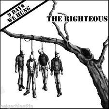 RIGHTEOUS – 9 DAYS WE HUNG CD combat 84 templars perkele thule pagan