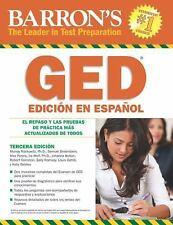 Examen de Equivalencia de La Escuela Superior, En Espanol: Barron's GED, Span...