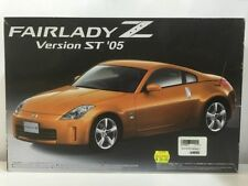Nissan 2002-Now Model Building Toys