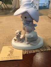 """New ListingPrecious Moments Figurines """"To A Very Special Mom�"""