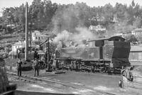 60.006 at Forest Midi in 1950-160113 PHOTO Belgium SNCB ex-KPEV 4-6-0 loco No