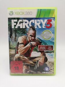 Far Cry 3 •  Microsoft Xbox 360 • NEU • NEW • SEALED