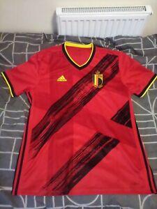Belgium Euro 2020 Home Football Shirt Mens XL