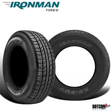 2 X New Ironman RB SUV 235/70/15 103S All-Season Traction Tire