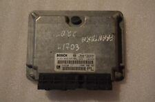 L-1703 OPEL ENGINE CONTROL UNIT ECU 24417200PL / 0281010448