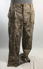 USMC Men's Desert Marpat Utilities Trouser Camouflage Pants Large Long MCCUU