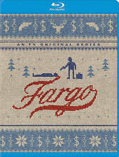 Fargo: Season One (Blu-ray Disc, 2014, 3-Disc Set) New Free Shipping