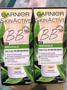 Garnier Skinactive Natural 12hrs Perfect wear BB Cream