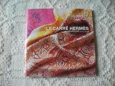 HERMES SCARF COLLECTION BOOKLET LIBRETTO SPRING SUMMER 2008 PRIMAVERA ESTATE