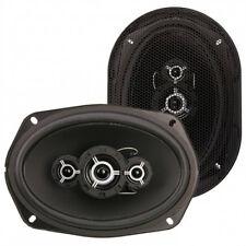 NEW (2) PPI 6x9 Car Speakers.Sound.4way.Pair.800w Stereo System.4ohm.6x9inch.set