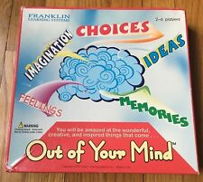 Out of Your Mind Educational Board Game Franklin Learning Systems
