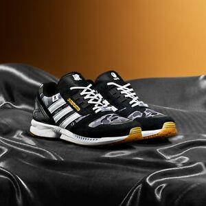 Adidas Originals X BAPE X UNDFTD A-ZX ZX8000 UK8 Trainers bnwt A Bathing Ape