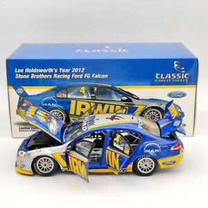 Classic 1:18 Lee Holdsworth's 2012 #4 Stone Brothers Racing Ford FG Falcon 18505