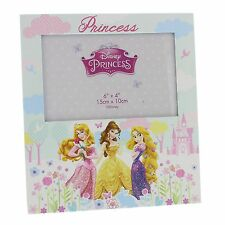 "Disney Princess Photo Frame Gift - Belle 6x4"" NEW"