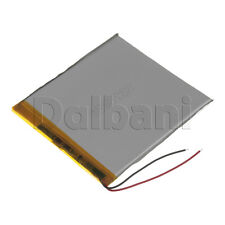 29-16-0896 New 4000mAh 3.7V Internal Battery 99x88x3mm