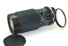 Olympus Om Fit Tokina Sd 1:4 -5.6 F = 35-200mm Macro Lente De Zoom