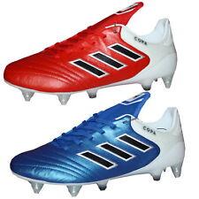 Adidas Performance Copa 17.1 SG Fußballschuhe Stollen rot blau Leder SALE