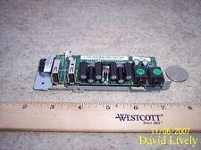 DELL FK463 FJ470 PRECISION 390 USB/AUDIO CONTROL PANEL WS390 CN-0FK463 CN-0FJ470