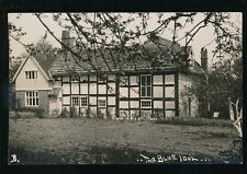 Sussex COOLHAM The Blue Idol Quaker Meeting House c1920/30s? RP PPC