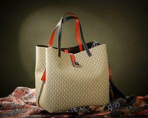 NWT CAROLINA HERRERA BAG   ORIGINAL, Shopping   Matryoshka Locked L BAG