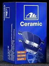 Brake pads, Front - AUDI A1 A3 + VW Golf V/VI EOS Passat Polo Caddy ATE ceramic