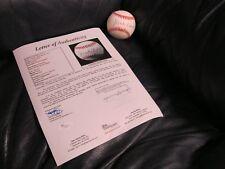 Hank Aaron Autographed Baseball JSA Certified
