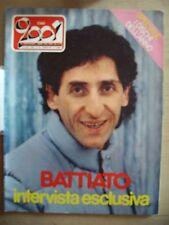 CIAO 2001 1982  N° 52  Battiato