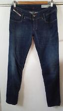 DIESEL original womens/girls jeans slim/skinny  size 27/32