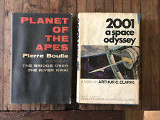 Planet Of The Apes Pierre Boulle And 2001 A Space Odyssey Arthur C Clark