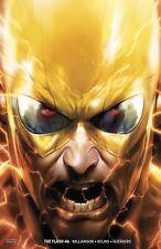 The Flash #46 Francesco Mattina Variant DC Comic Book 2018 NM First Print