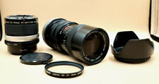 FUJIFILM FUJI FX X-Mount DSLR fit 70mm 150mm 300mm ZOOM lens X-T1 X-E2 X-Pro1