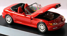 Bmw Z3 Roadster Open red 1996-2003 Schüco 1 43