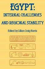 NEW Egypt: Internal Challenges and Regional Stability (Chatham House Papers)