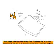 VOLVO OEM 00-11 S40 Windshield-Adhesive Kit 31299177