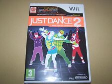 Just Dance 2 Wii NEW & SEALED