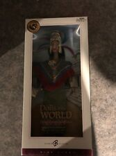 PRINCESS of ANCIENT MEXICO Dolls of the World Barbie Pink Label