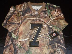 NWT Denver Broncos John Elway Realtree Woodland Camo Mens 52 2XL Nike Jersey