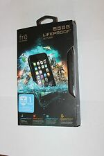 Brand New Authentic LifeProof Fre Case for Apple iPhone 6 Waterproof Black 4.7""