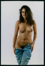ep42 Pinup pin up nude model girl woman original vintage c1970-1990s color photo