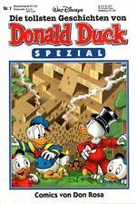 Die tollsten Geschichten v. Donald Duck SPEZIAL, # 1-18, Ehapa
