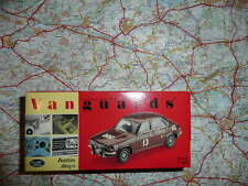 AUSTIN Allegro n°12 Tour of Dean Ancienne Vanguards by Lledo en boite