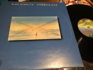 "DIRE STRAITS ~ "" Communique  "" ~ 1979  New Zealand Vertigo 6360 170  Vinyl LP"