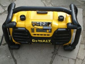 Dewalt DC013 Cordless/Corded Radio Nano Charger  240V  BLUETOOTH UPGRADED