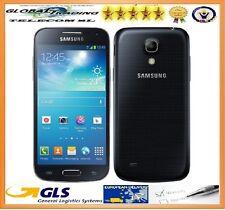 SAMSUNG GALAXY S4 MINI I9195 4G LTE SCHWARZ FREI NEU HANDY SMARTPHONE
