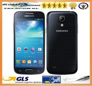 SAMSUNG GALAXY S4 MINI I9195 4G LTE NEGRO LIBRE NUEVO TELEFONO MOVIL SMARTPHONE