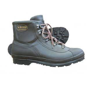 VIKING DRYBOOTS WATERPROOF BOOTS GARDENING WELLY BOOT Size 4 (37) Seconds