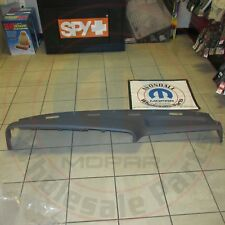 Genuine Chrysler 5EY72RC8 Gray Top Dash Panel for Dodge Ram