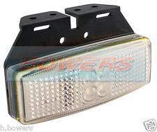 LED Autolamps 1491wm 12V / 24V Bianco Front End marcatore di posizione Luce Camion Rimorchio