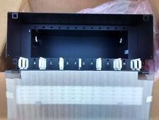 Adc Rmg-4000-000B Fiber Optic Patch Splicing Panel 4U Steel Symmetrical Black